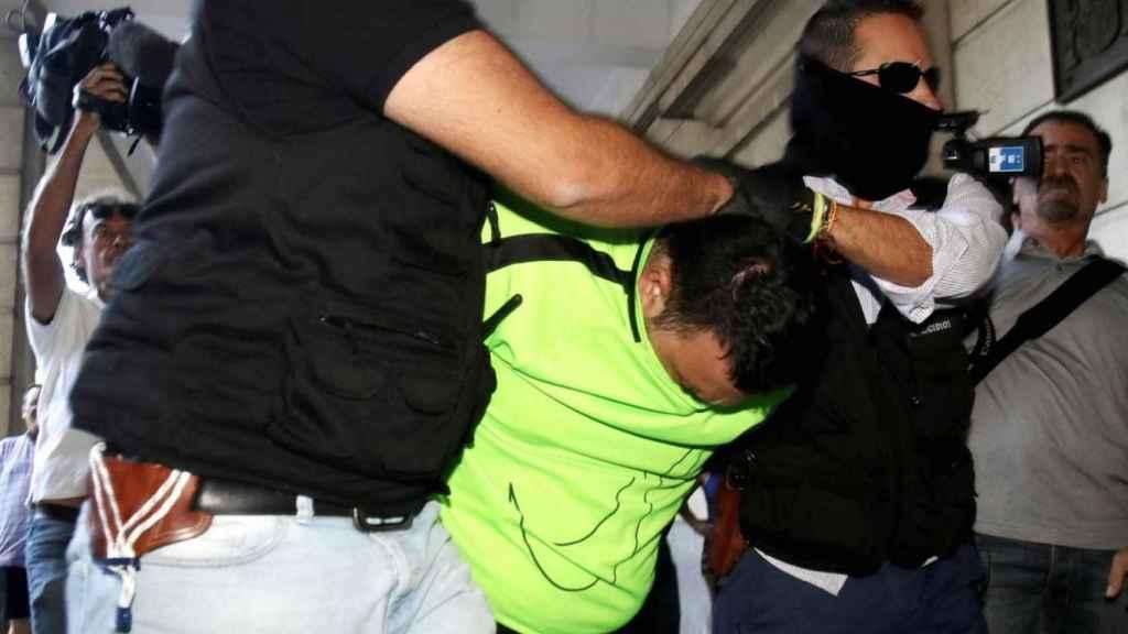 Ricardo G. alias 'El Pollino', condenado por el triple crimen de Dos Hermanas.