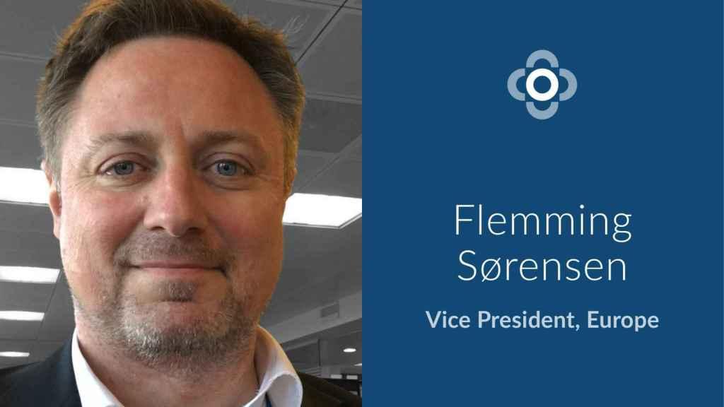 Primer Vicepresidente de Europa de LevelTen, Flemming  Sørensen