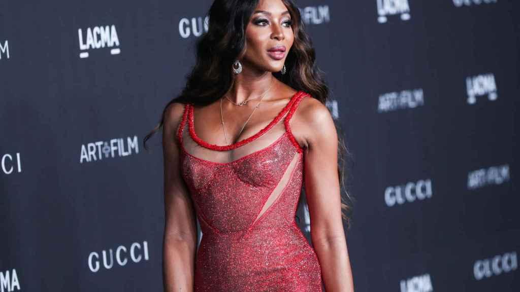 Naomi en un evento en Los Ángeles el pasado año.