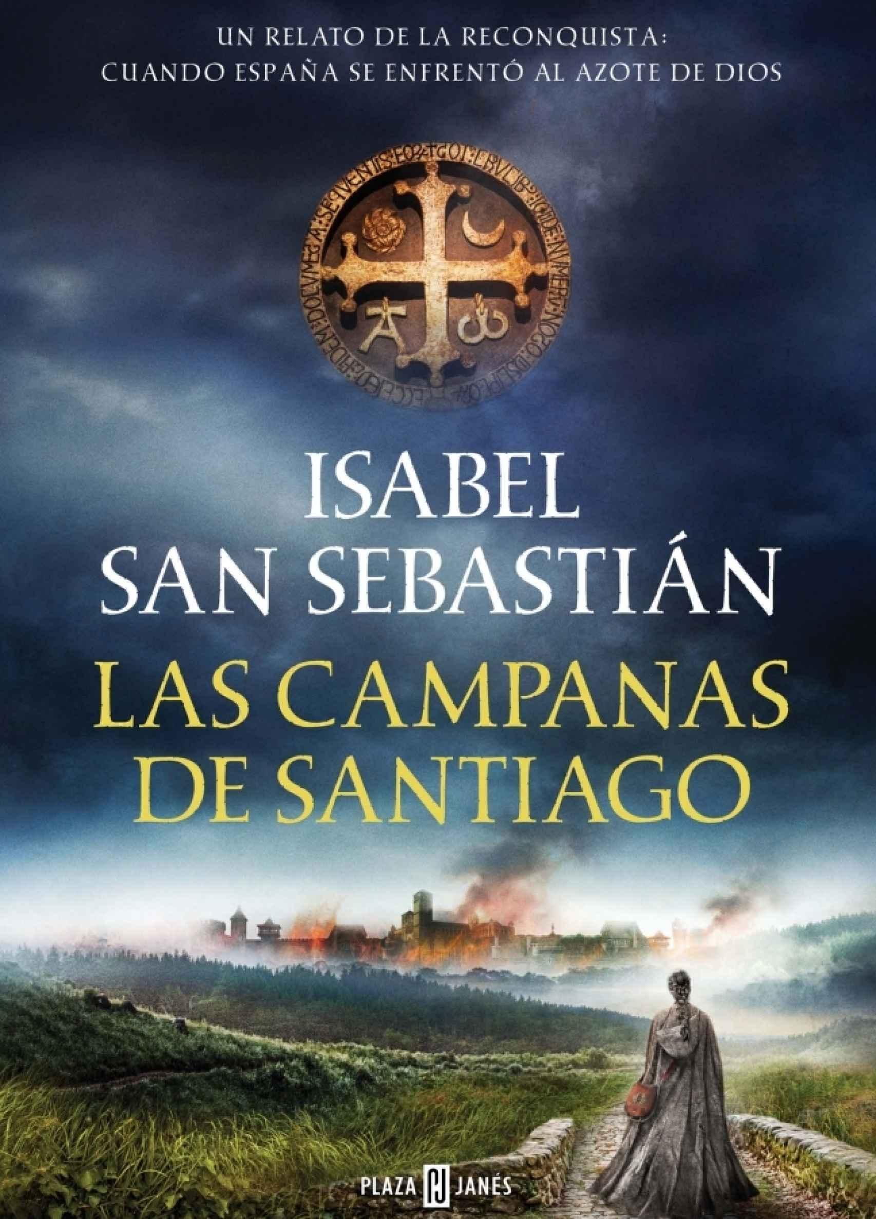 Portada de 'Las campanas de Santiago'.