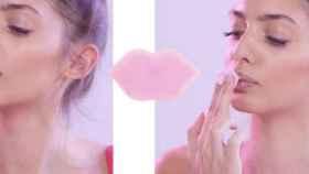 El nuevo cepillo de labios.
