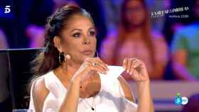 Isabel Pantoja durante su debut como jurado en 'Idol Kids'.