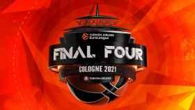 El cartel de la Final Four 20/21 de la Euroliga
