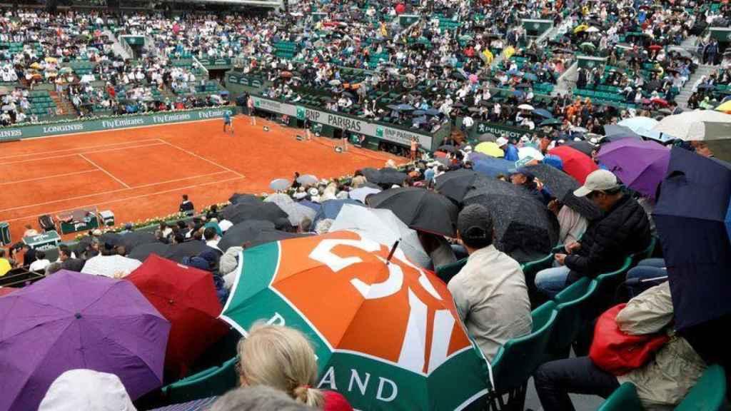 Roland Garros reduce su aforo por miedo al coronavirus