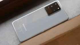 El Samsung Galaxy S20 contaba con carga rápida de 45 W