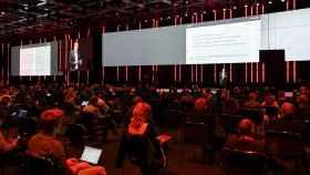 Una de las sesiones de IFA 2020, celebrado en Berlín.