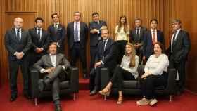 Nuevo equipo de renta variable institucional de Renta 4 Banco.