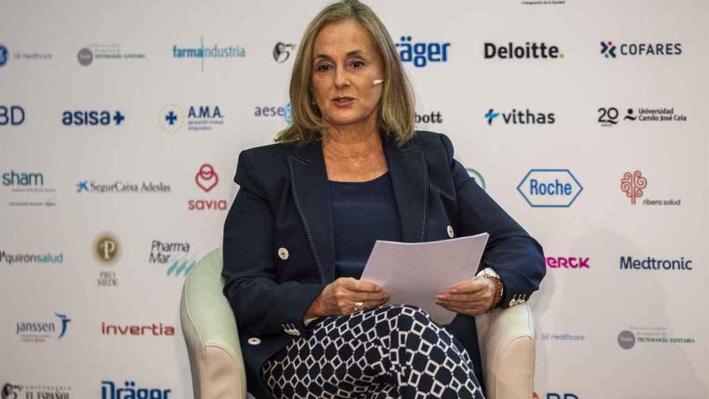 Margarita Alfonsel, secretaria general de la Federación Española de Empresas de Tecnología Sanitaria (FENIN)