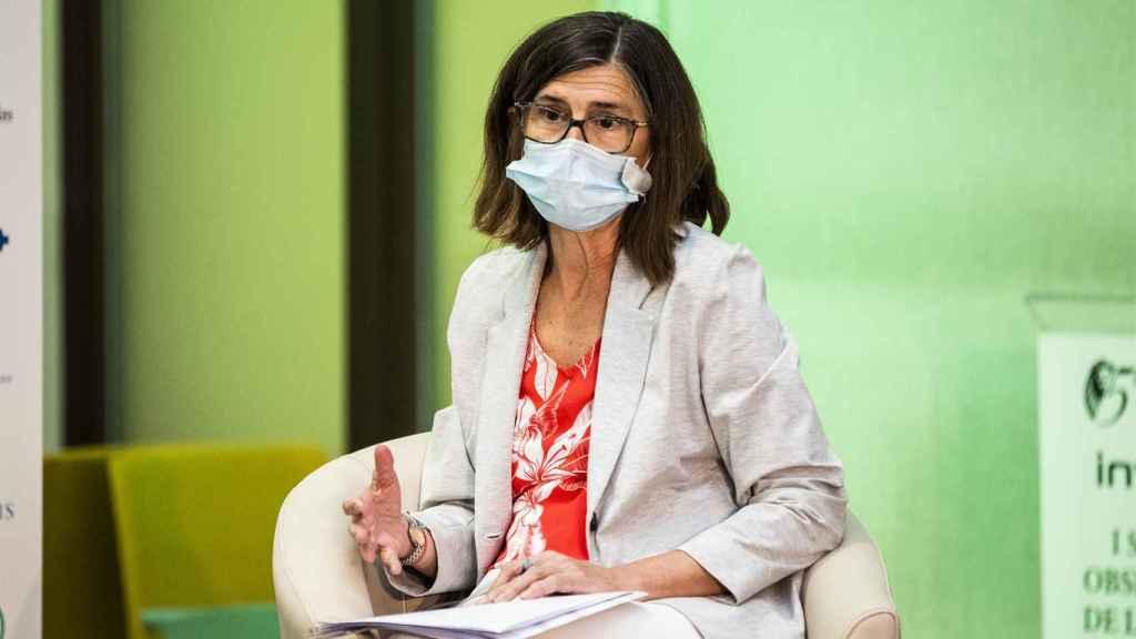 Pilar Aparicio, directora de Salud Pública del Ministerio de Sanidad