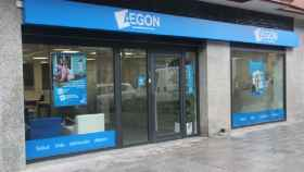Oficina de la aseguradora holandesa Aegon.