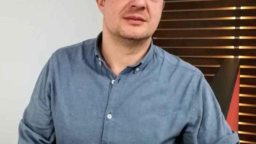 El secretario general del Consejo Superior de los Colegios de Arquitectos de España (CSCAE), Laureano Matas.