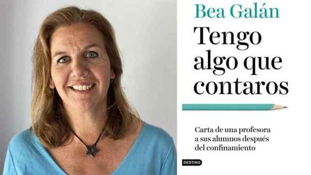 Bea Galán y su libro para entender lo que han pasado los estudiantes este confinamiento.