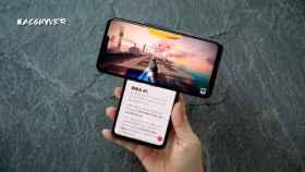 El móvil más surrealista de LG se filtra en un vídeo que nos deja aún más extrañados