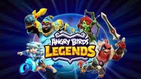 Angry Birds Legends: los pájaros de Rovio ahora son un juego de cartas