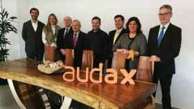 Audax emite 20 millones de bonos verdes para construir 40 MW fotovoltaicos