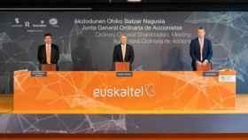 Junta general de accionistas 2020 de Euskaltel.