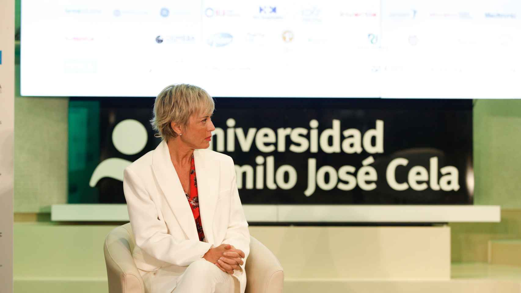 Carme Artigas, secretaria de Estado para la Digitalización e Inteligencia Artificial.
