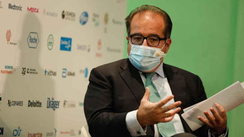 Sergio Rodríguez, presidente de Pfizer en España