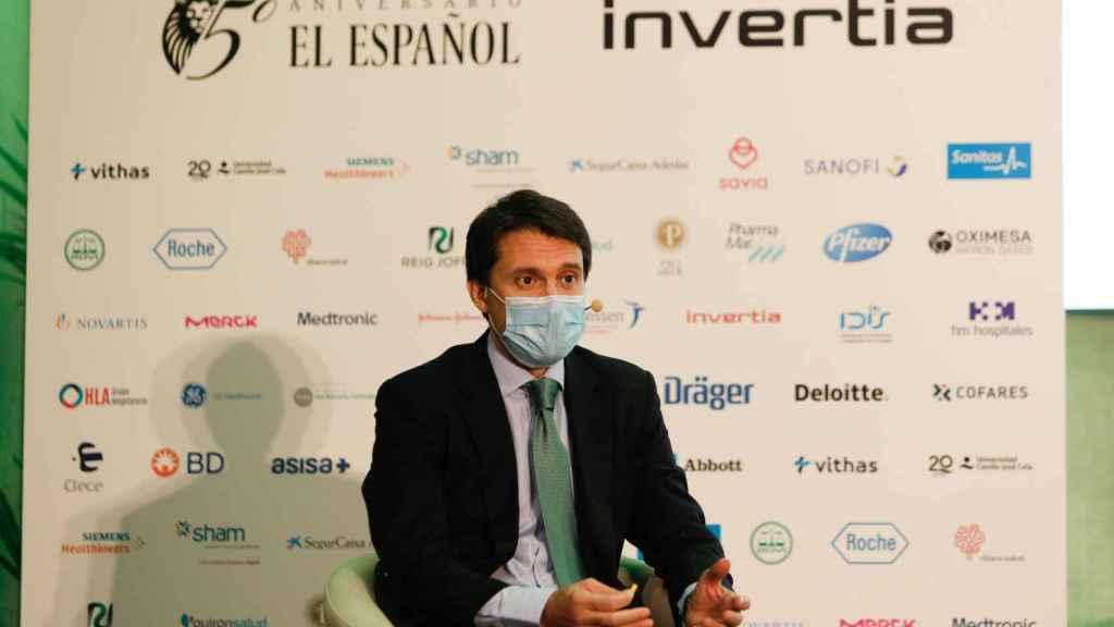 Juan López-Belmonte, consejero delegado de Rovi