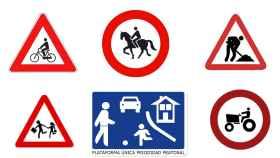 La Fiscalía arremete contra el machismo de las señales de tráfico: estas son las más problemáticas