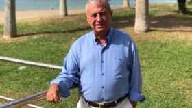 Jorge Molina, el profesor readmitido por la Universidad de Málaga