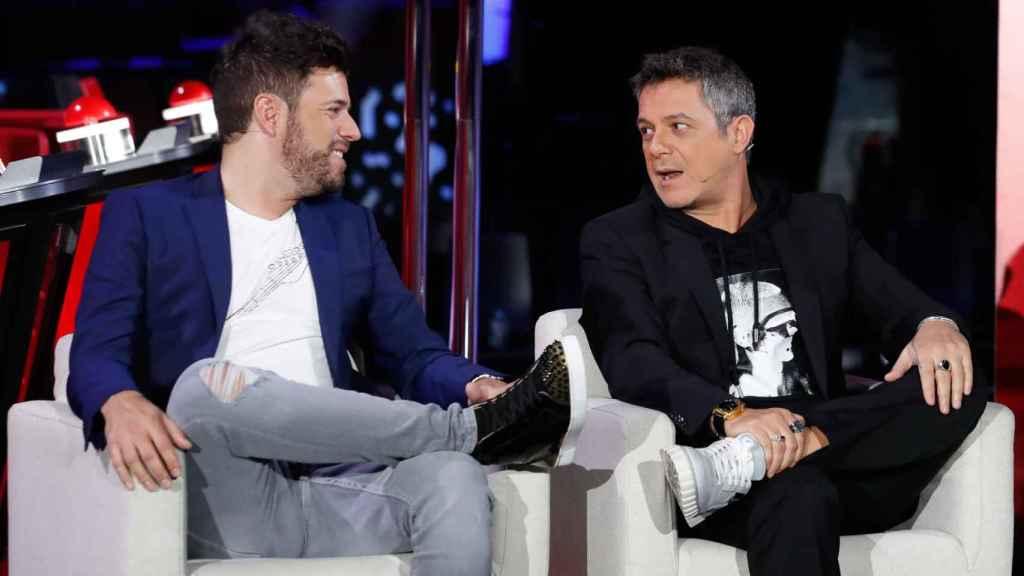 Pablo López y Alejandro Sanz son parte de los 'coaches' de esta edición.