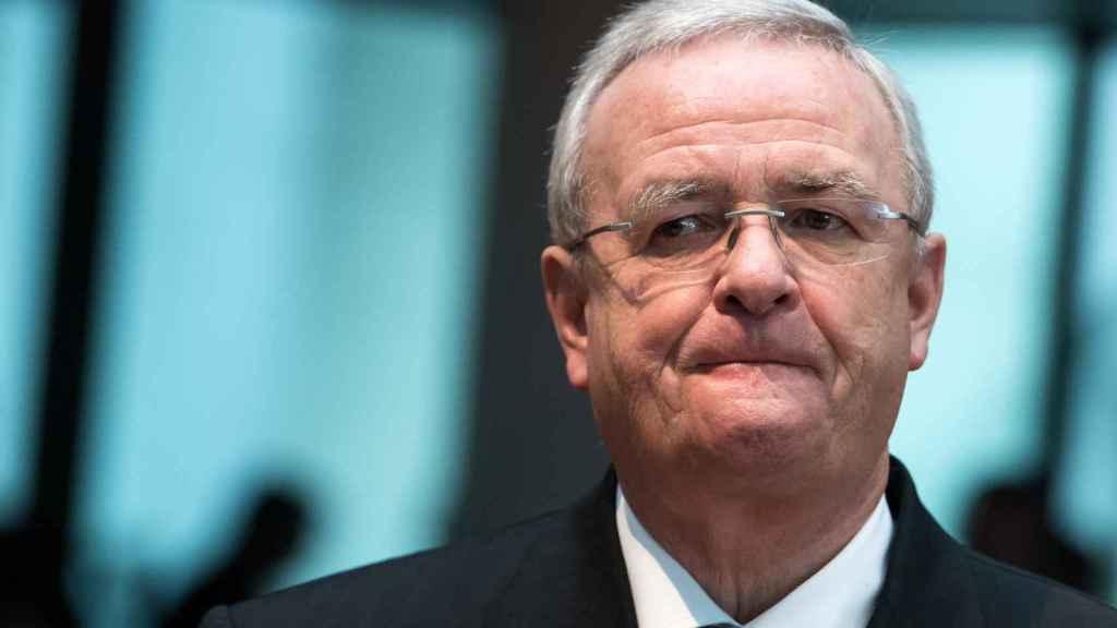 Martin Winterkorn, expresidente de Volkswagen, en una imagen de archivo.