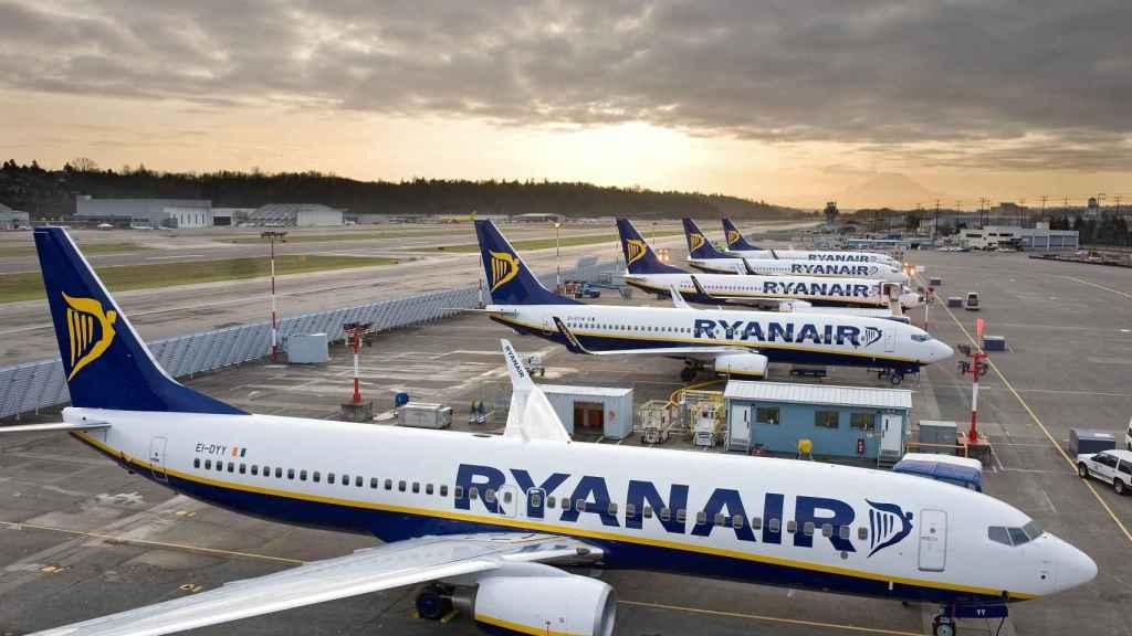 Ryanair afrontará este viernes una nueva huelga europea con 158 vuelos cancelados, de ellos 64 en España