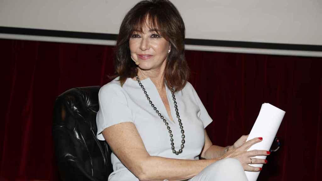 Ana Rosa Quintana en un acto público el pasado mes de enero.