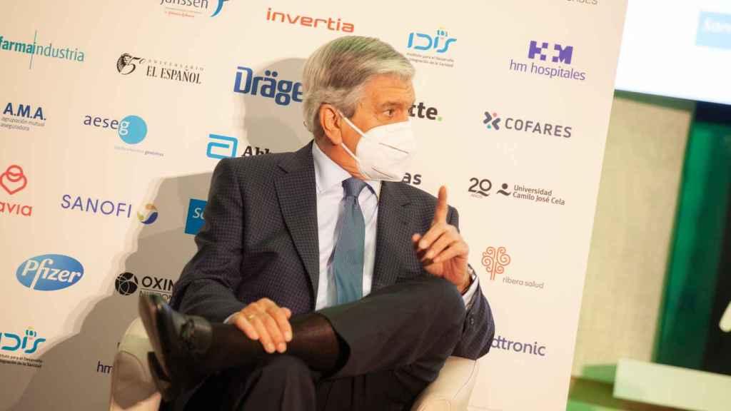 Enrique de Porres, CEO de Asisa.