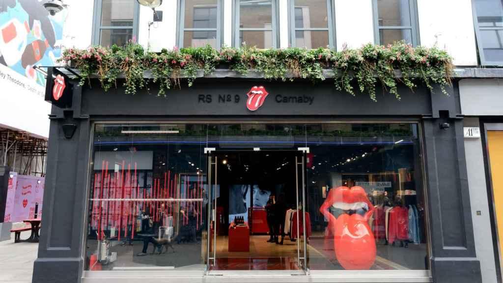 Los Rolling Stones abren su primera tienda  y esto es todo lo que vas a poder encontrar en ella