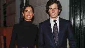 Sofía Palazuelo y Fernando Fitz-James Stuart en imagen de archivo.