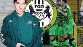 Bellerín y el Forest Green Rovers