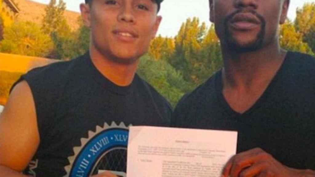 Matan a tiros a Danny González, boxeador del equipo de Floyd Mayweather