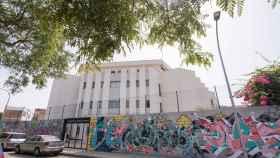 La residencia Verge de l' Esperança, ubicada en el barrio de Son Gotleu, de Palma, uno de los lugares confinados.