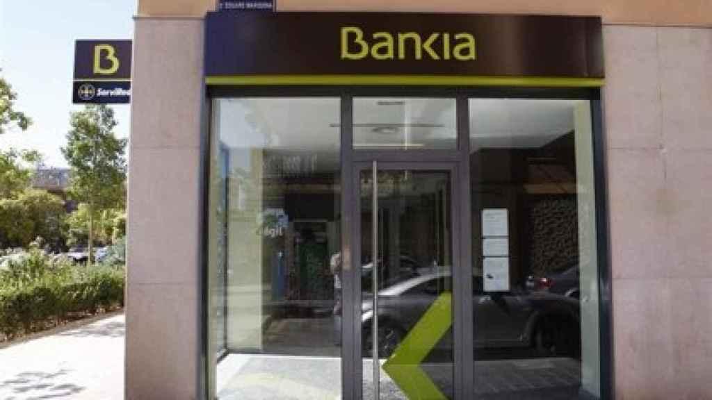 Sucursal de Bankia | EP