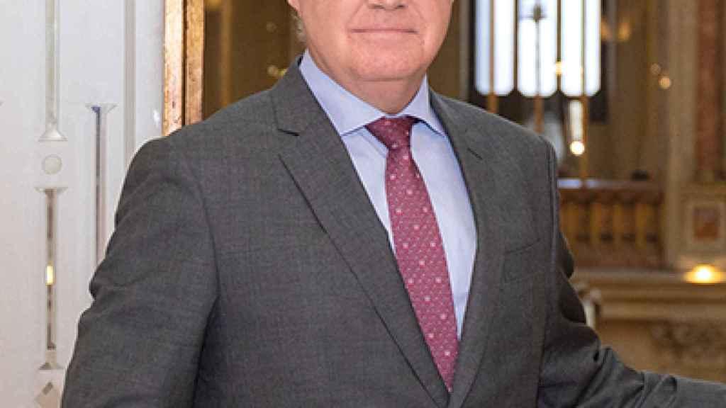 David Jiménez-Blanco, nuevo presidente de la Bolsa de Madrid.