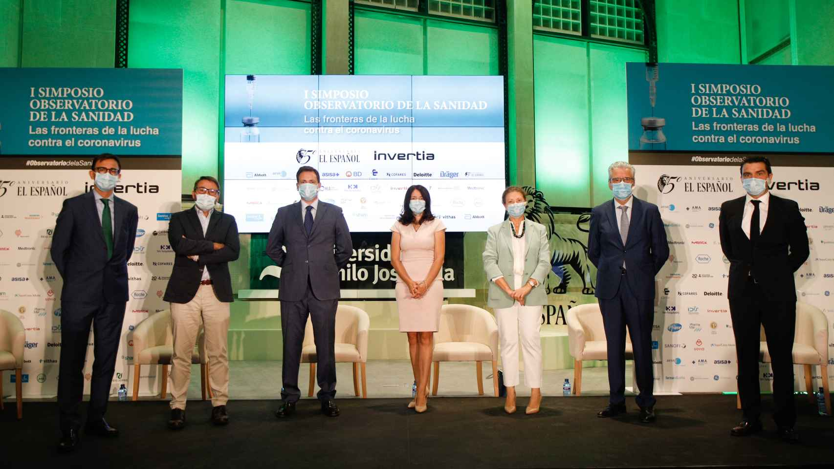 Tercera jornada del simposio: innovación hospitalaria y tecnología sanitaria contra la Covid-19