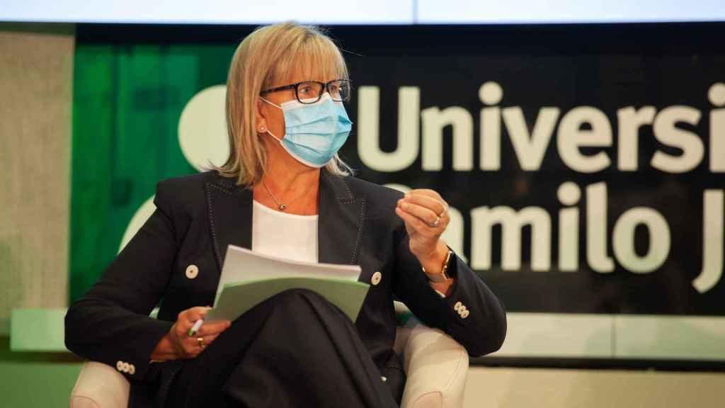 María Luz López Carrasco, presidenta de FENIN