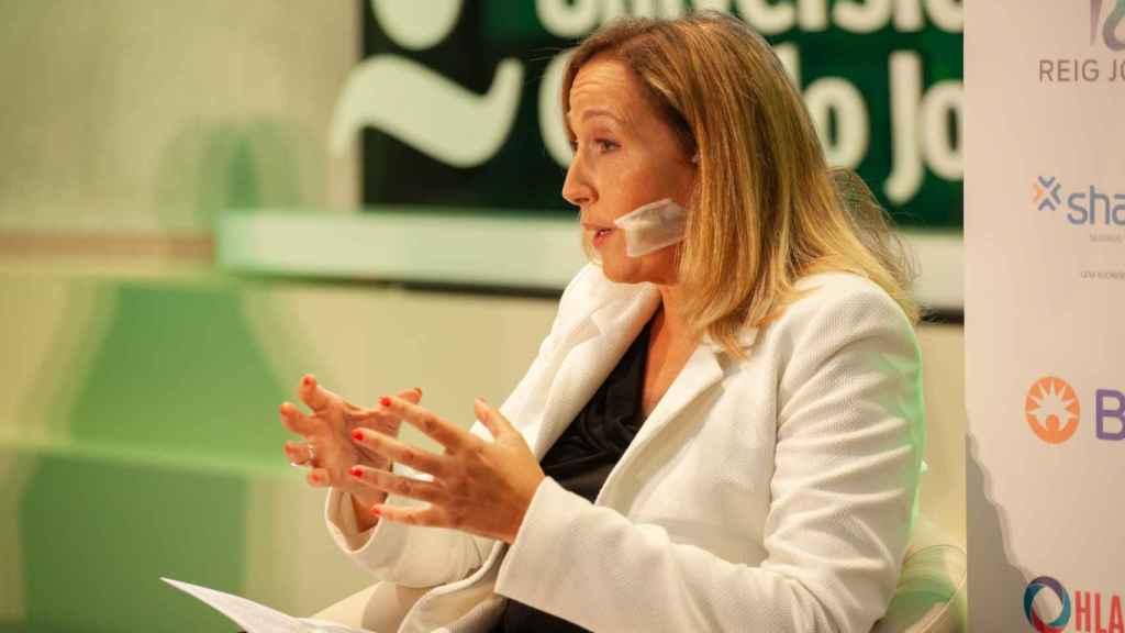 María Vila, directora general de Medtronic Iberia