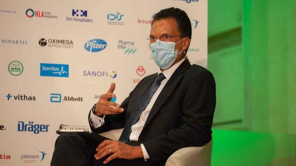 Jorge Huertas Colomina, director general de Oximesa y Nippon Gases Healthcare.