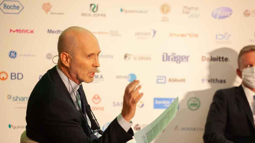Carlos Sisternas, director de la Federación Española de Empresas de Tecnología Sanitaria (FENIN)