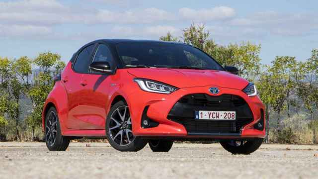 Así es la cuarta generación del Toyota Yaris que hemos probado en El Español