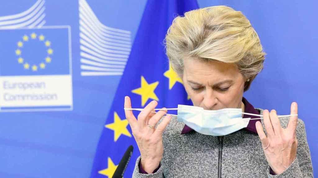 Von der Leyen cree que la UE tiene muchas posibilidades de lograr una vacuna segura y eficaz
