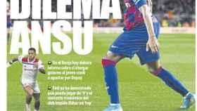 Portada Mundo Deportivo 10-09-2020