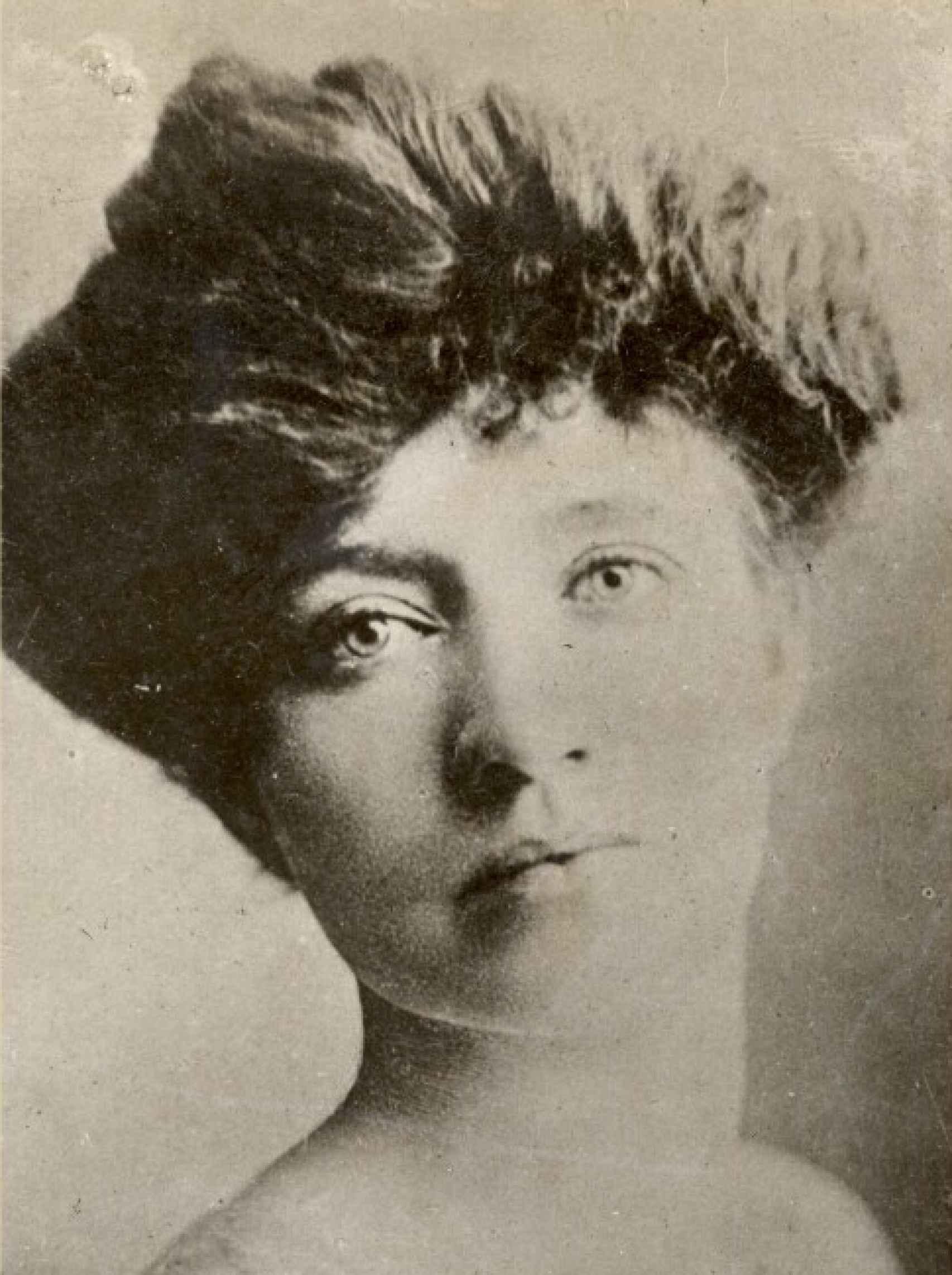Kitty Marion en 1913.