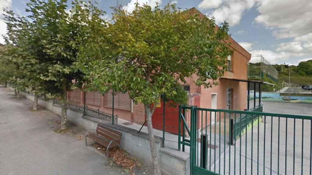 Centro de Educación Infantil y Primaria de Zaldibar.