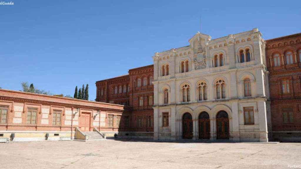 Colegio 'Niña María' en Guadalajara.