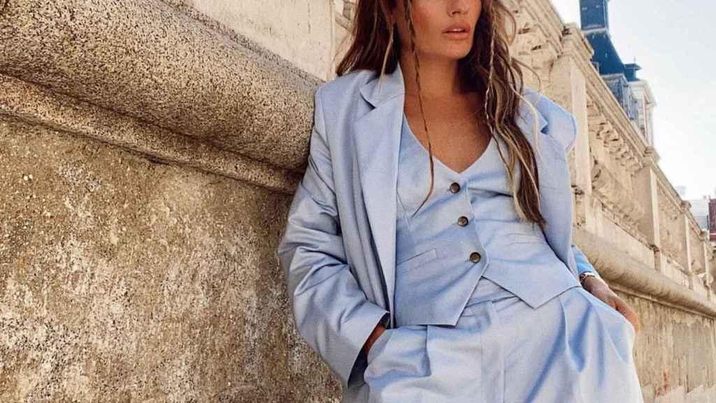 Madame de Rosa convierte el estilo 'gentleman' en la tendencia más atrevida de la temporada