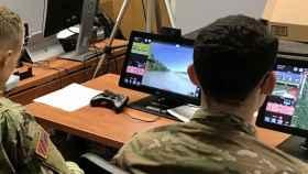 Cadetes de la Academia Militar de West Point del Ejército de EEUU.